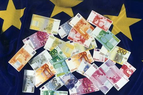 Foto de portada_Billetes de Euro_Parlamento Europeo