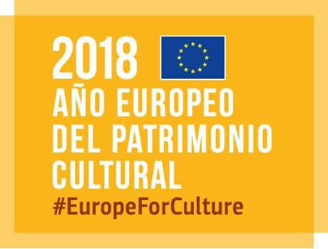Logo año europeo del patrimonio